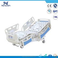 Newly Design!!5-Function folding electric high-end hospital bed