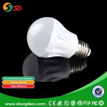 RGB LED Rotating Lamp Light Mini LED 3w e27 220v christmas lighting bulb