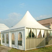 5 years warranty factory price 3m, 4m, 5m, 6m outdoor chinese pagoda tent