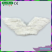 Cheap White Feather Party Angel Wing