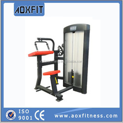 Gym equipment Triceps Extension body strength machine AX9607