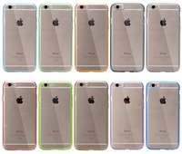 1111 Shopping Carniv Sale!!! TPU Bumper + PC Back Ultra Slim Protective Case for Apple iPhone 6s cover, For iphone 6s case