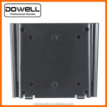 """GS approved new design small size 13""""-30"""" fixed LCD TV angle tv mount"""