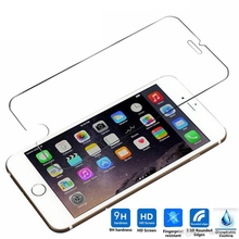Perfect Premium Tempered Glass Screen Protector for iPhone 5 (0.26mm) 9H Hardness with Oleophobic Coating - Retail Packaging