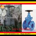 válvula de compuerta de hierro dúctil