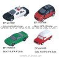 PU stress car, PU Car toy