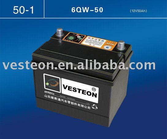 Auto / batterie de voiture 55B24R