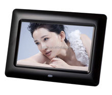 full function MP3 Mp4 photo playback photo frame backboard