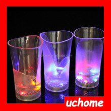 UCHOME factory best plastic led cup glowing cup for party