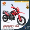 Popular 200CC Enduro Dirt bike Pit Bike for Adults China Motorcycle SD200GY-10A