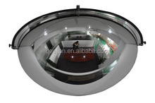 Acrylic indoor safety plastic domes mirror in china