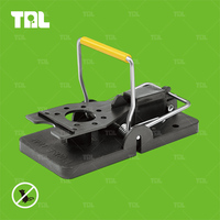 2015 new product mouse Trap plastic mouse trap automatic mouse trap(TLPMT0502)