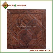 PF015 UV Lacquered American Walnut Engineered Parquet Flooring