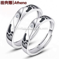 925 silver china cz rings paypal accepted wedding gifts for indian couple 25 year anniversary ring