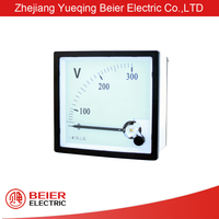 BE96-3-V 1.5 class square type digital Voltmeter panel meter