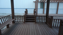 outdoor wpc floor/outdoor wpc decking