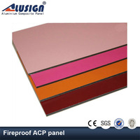 Alusign design of building facades aluminium perforated facade panel