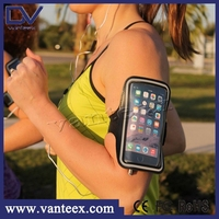 Wholesale For IPhone 6 Armband Case/ Adjustable Gym Jogging Running Sport Armband for IPhone 6