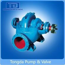 el gran caudal de energía diesel de riego de bombas de agua para uso agrícola