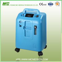 oxygen making equipment-2015 best price for 10 liter high purity low noise oxygen concentrator.