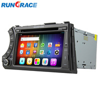 Double din Ssang yong acyton/ kyron car dvd player with GPS