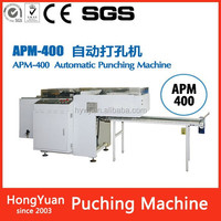 APM-400 circle punching machine , used cnc punching machine , carton box punching machine