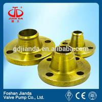 FF ansi b16.5 class 150 weld neck flange with high quality