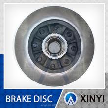 megane car front brake disc rotor