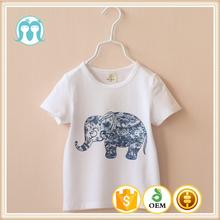2015 wholesale fashion custom baby kids t shirt