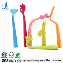 2015 creative flexible finger shape ball pen wholesale