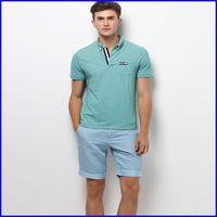 fashion plain new design polo t-shirt wholesale man polo t-shirt