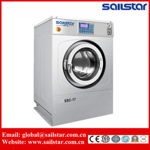 China best coin card operated laundry washing machine with CE