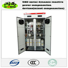 low voltage automatic power compensator switchgear
