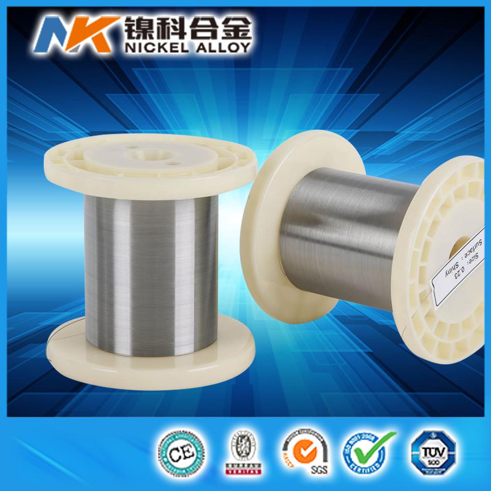 Shape Memory Niti Alloy 0.1mm 0.6mm Medical Grade Nitinol Wire - Buy ...
