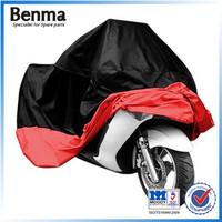 Wholesale 180T polyester taffeta PU dustproof sunproof waterproof motorcycle cover