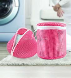 Wholesale zipped bra mesh bag Laundry washing bag