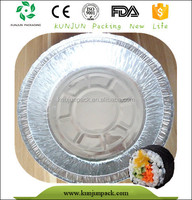 Good Quality Alu Container Food Sushi Packaging Box