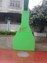 safety protecting wall padding for basketball training soft padded playground equipment