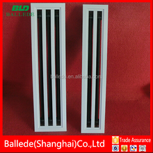 beauty slot diffuser air grille for air condition system