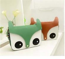VT338 Cute cartoon fox designs lady fashion handbag