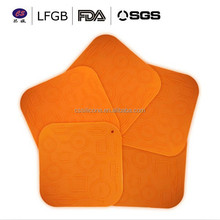 Amazon hot selling high quality microwavable square heating pad beads / waterproof heating pad