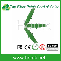 E2000 APC Optical Fiber Adapter For Network Solution/Fiber Optic Adapter