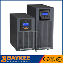Baykee the lastest LED display high frequency HS single phase 1000 watt ups