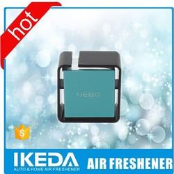 Novelty product aroma gel freshener/car air freshener gel/deodorization air freshener gel