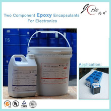 Epoxy RTV Curing dimmable Transformer Potting Sealant