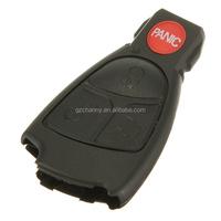 Remote Key Fob Case Cover for Mercedes C E R CL CLK SL SLK Smart