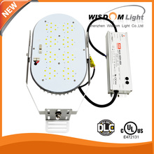 DLC UL cUL listed 240 watts outdoor led high bay retrofit lighting