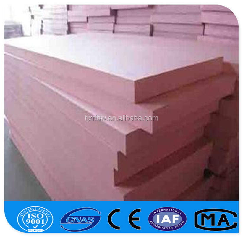 Wall insulation xps foam board closed cell extruded for Insulation cost comparison