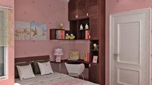 Ikazz Children Bedroom Furniture/American Kids Furniture