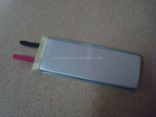 Hot sale rechargeable lithium polymer battery 2250mah